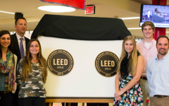 LMSD Honored for Commitment to Sustainability