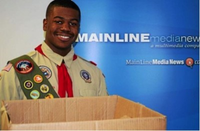 Harriton Senior Pursues Eagle Scout Rank