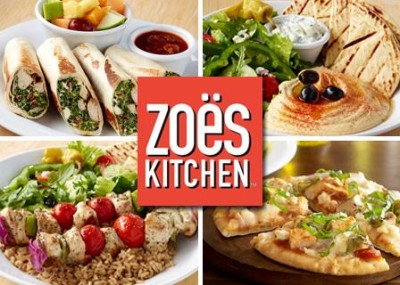 Zealous for Zoe's: A New and Delicious Mediterranean Restaurant