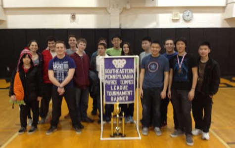 Physics Olympics Finishes Second in Southeastern Pennsylvania Physics League