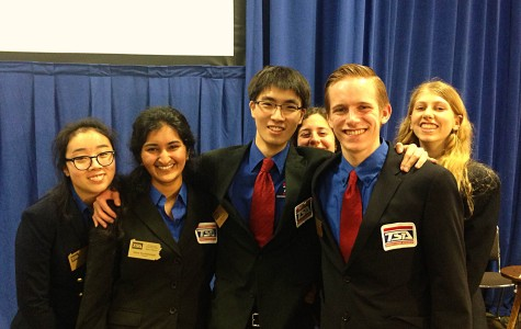 Harriton TSA Takes First Place at State Tournament